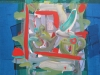 kalichakra  4, lascaux acrylics, 2008