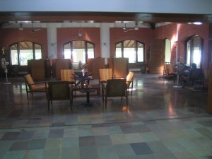 Library at K center ,Adyar, India