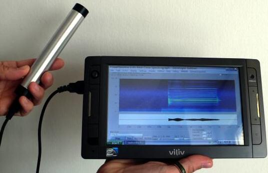 Ultrasonic Receiver Directional Microphone: Siri Perera