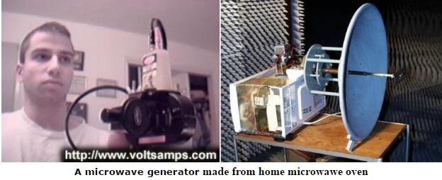 microwave modification
