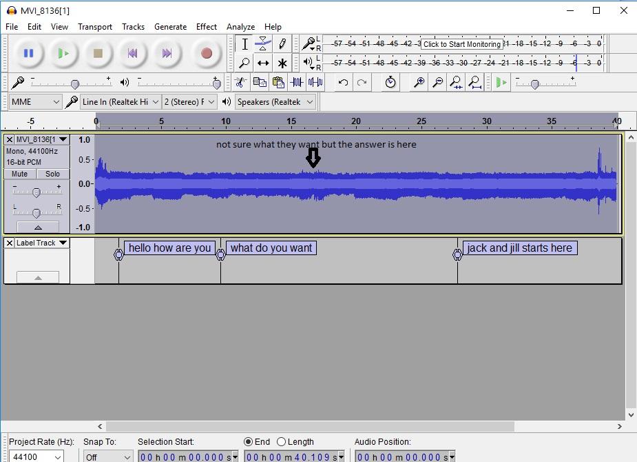recording tonal monitor via em detector tone via a 28 Khz steady signal via sdr