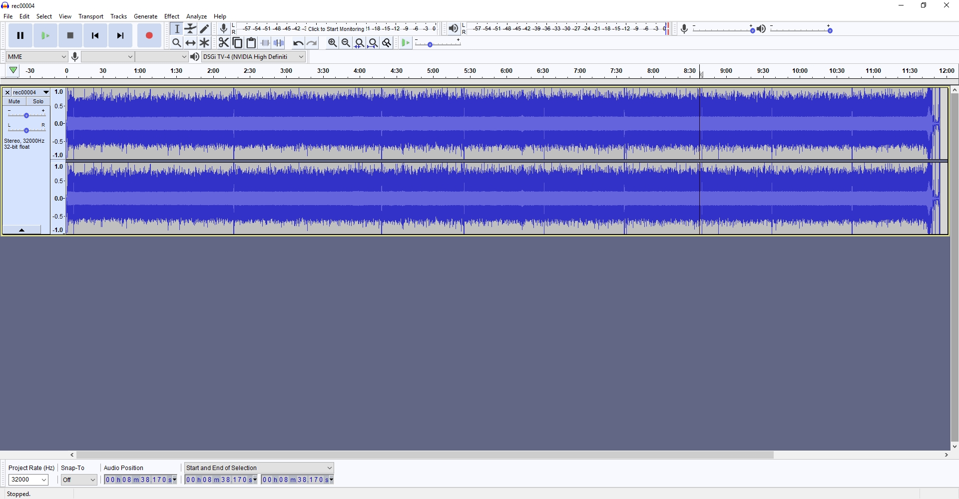 How To Make Subliminal Audio With Audacity